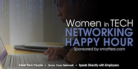 Women in Tech Networking Happy Hour @ the Shade tickets