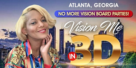 Vision Me in 3D Experience tickets