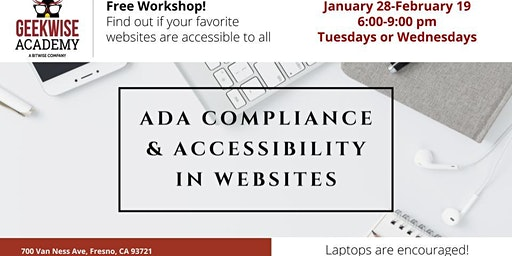 ADA Compliance & Accessibility in Websites