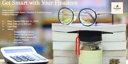 Get Smart with Your Finances