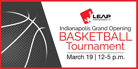 Leap Grand Opening Basketball Tournament tickets
