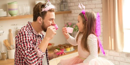 Daddy ~ Daughter Tea Party