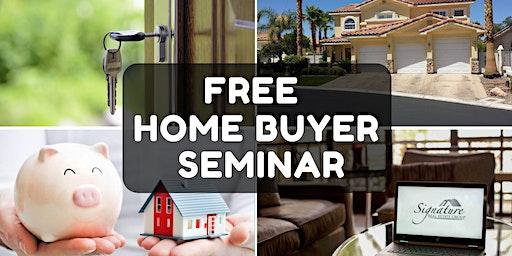 Home Buyer Seminar & Down Payment Assistance Q&A