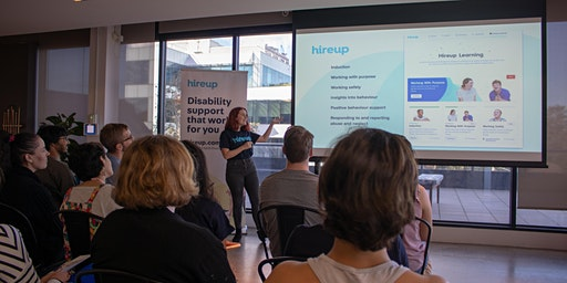 Hireup Workshop Broadmeadows: An intro to Hireup