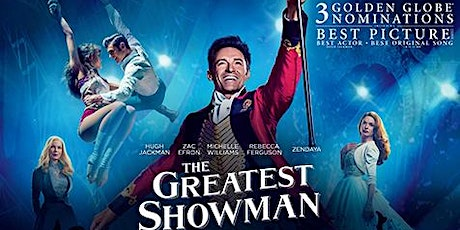 Outdoor Movie Night - The Greatest Showman tickets