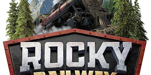 2020 OK Summer - VBS Rocky Railway