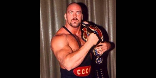 Men's Discipleship Night with The Russian Nightmare, Nikita Koloff