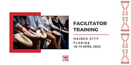POSTPONED|DRUMBEAT 2 Day Facilitator Training | Haines City| FL tickets