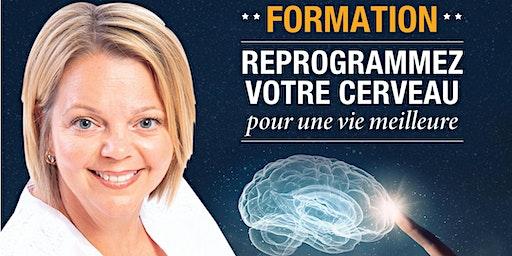 Week-end de formation – Reprogrammez votre cerveau à Drummondville