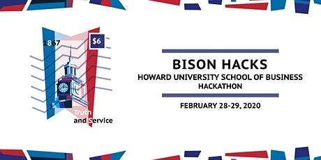 #BISONHACKS 6th Annual Howard University Hackathon tickets