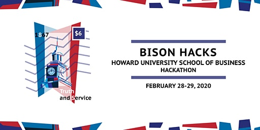 #BISONHACKS 6th Annual Howard University Hackathon