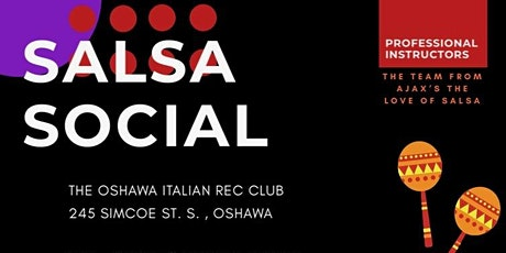 Salsa Social tickets