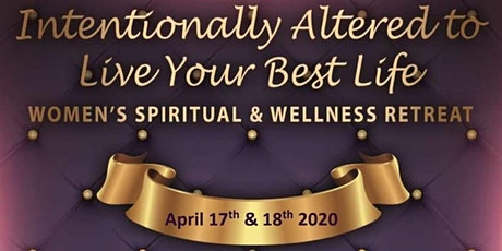 2021 WOMEN'S SPIRITUAL AND WELLNESS RETREAT tickets
