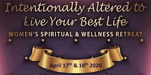 2020 WOMEN'S SPIRITUAL AND WELLNESS RETREAT