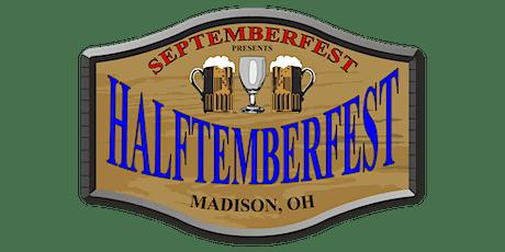 "Madison Septemberfest presents ""HALFTEMBERFEST"" tickets"