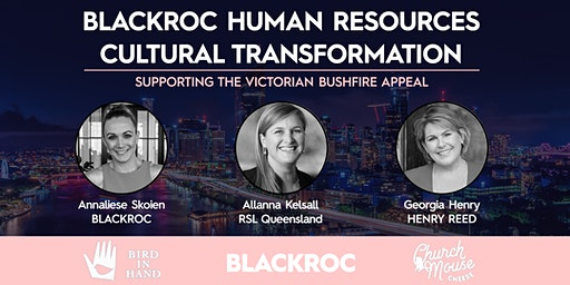 BLACKROC Human Resources | Cultural Transformation