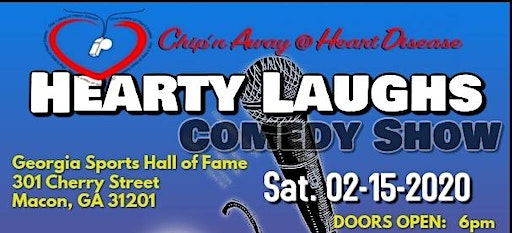 Hearty Laughs Comedy Show