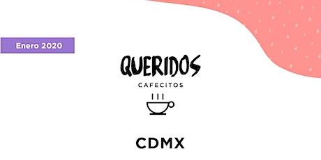 Querido Cafecito CDMX boletos