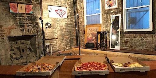 Cold Pizza Comedy Show- Williamsburg