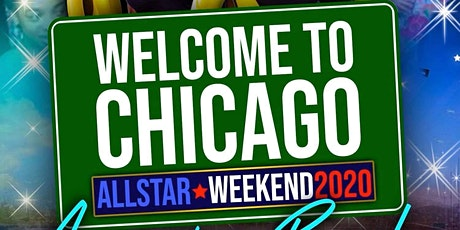 WELCOME TO CHICAGO ALL-STAR WEEKEND KICKOFF AND AQUARIUS EVENT tickets