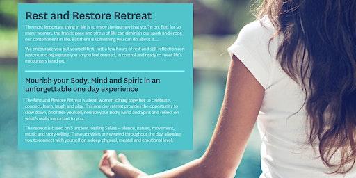 Rest and Restore Retreat