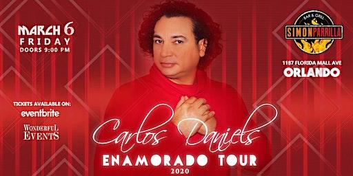 Carlos Daniels - Enamorado Tour - Orlando