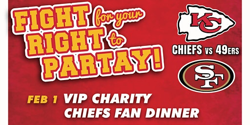 Fight For Your Right To Partay!  Saturday NIGHT VIP BBQ MEET & GREET