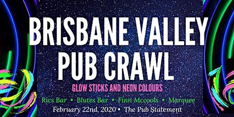 Brisbane Valley Pub Crawl tickets