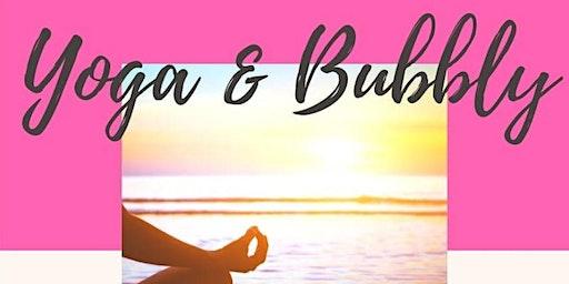 Yoga & Bubbly at Nalu Kinetic Spa