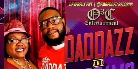 COMEDY TOUR f/t DADDAZZ, MELISSA MC & OTHERS