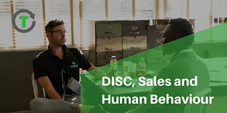 DISC, Sales and Human Behaviour tickets