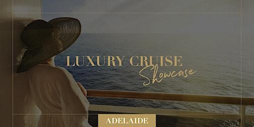 Luxury Cruise Showcase   Adelaide