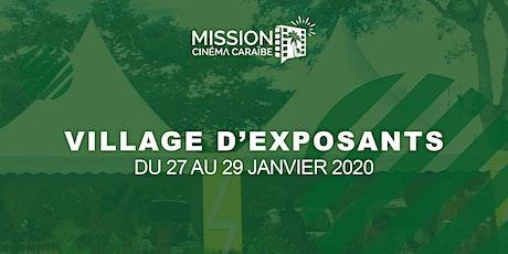 Village d'exposants du 27 au 29 janvier 2020 billets