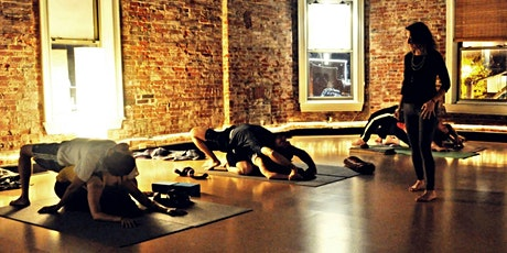 Partner Yoga & Massage with Anne & Dianna tickets