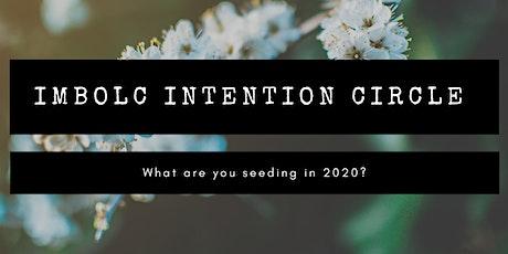 Imbolc Intention Circle tickets