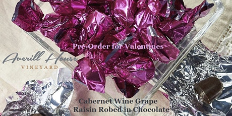 Valentines Chocolate & Wine Pairing tickets