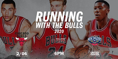 Running with the Bulls 2020 tickets