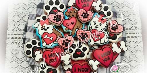 Puppy Love Cookie Class