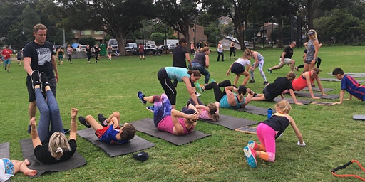 Family Bootcamp Charity Fundraiser - Australia Day 2020