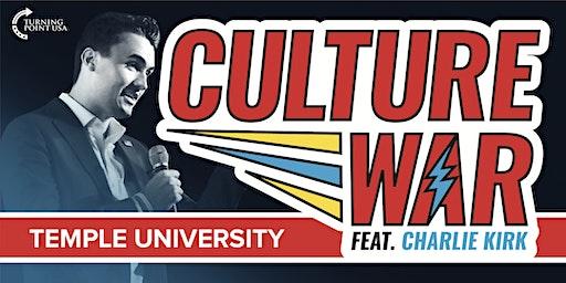 Culture War at Temple University