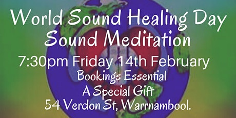 Sound Meditation ~ Warrnambool tickets