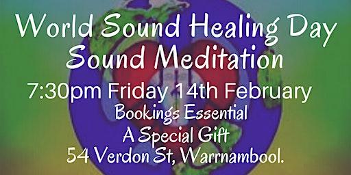 Sound Meditation ~ Warrnambool