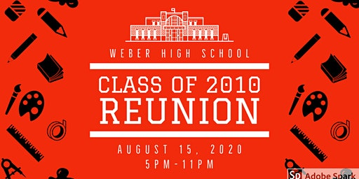 Weber High Class of 2010 Reunion