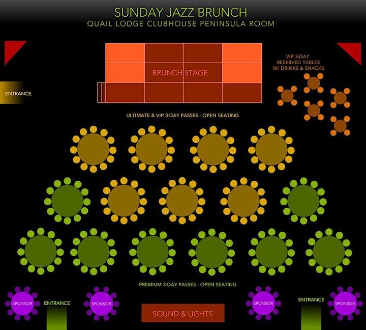 Sandy Shore's Jazz Weekender:  SUNNY SIDE UPRIGHT JAZZ BRUNCH image