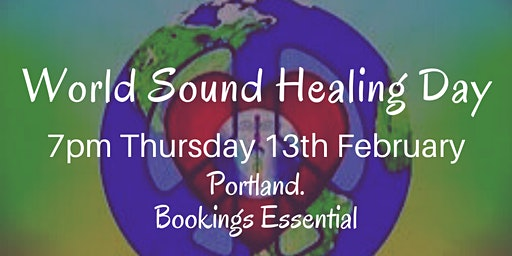 World Sound Healing Day 2020