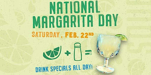 Margarita Crawl for National Margarita Day 2020