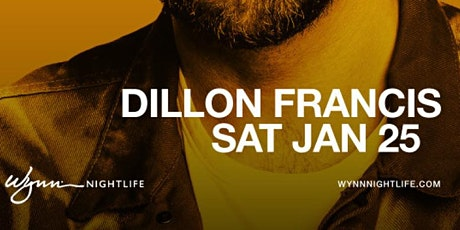 Dillon Francis at XS Nightclub (FREE GUEST LIST) tickets
