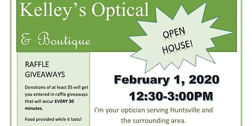 Kelley's Optical & Boutique Open House