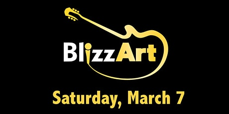 BlizzArt Band Special Concert and Dance Party -Two in One! tickets