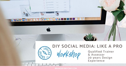 DIY SOCIAL MEDIA: Like a Pro tickets
